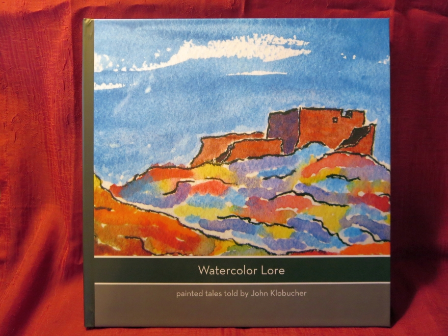 Watercolor Lore album by John K
